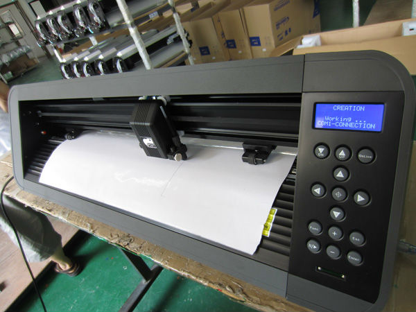 creation cutting plotter with contour cutting cs1200,wide format vinyl cutters,pcut cs1200 cutting plotter