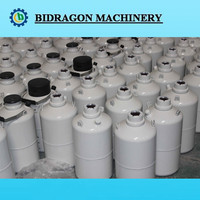 small capacity cryogenic liquid storage vacuum tank liquid nitrogen gas tank