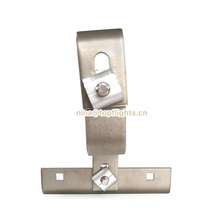 factory supplier Stainless Steel 304 Flat Tile Solar Roof Hook