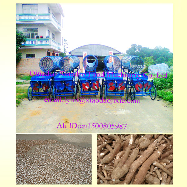 electric cassava peeling machine/ cassava peeler