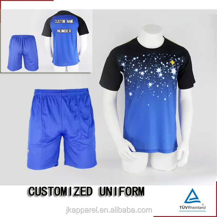 newest sport apparel design,football team sublimation jersey,customized soccer uniforms kit