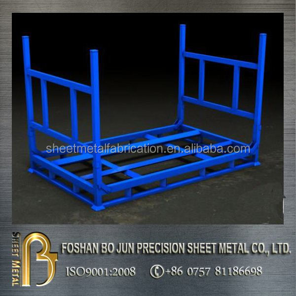 China supplier manufacture motorcycle storage rack