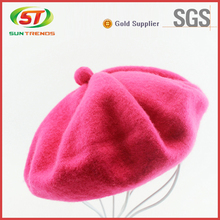 Wholesale Custom Your Own Design Ladies Decoration French Berets