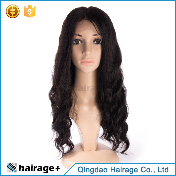 New Design Best Quality Factory Price 100% Raw Remy Lace Front Wig