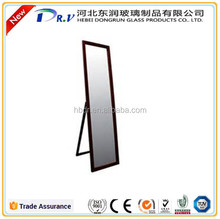 Hot sell Full body mirror large mirror stand mirror for bedroom decoration