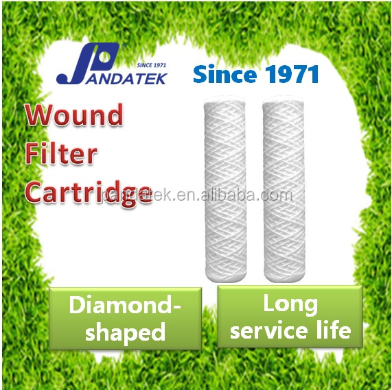 10 inch Water Filter Company Cheapest Pp Wound Water Filter Cartridge