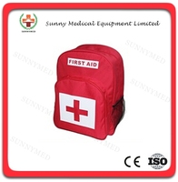 SY-K002-6 Medical backpack first aid bag Emergency survival kit