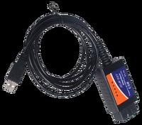 USB OBDII OBD2 Diagnostic Scanner Scan tool check Engine Light CAR CODE READER pour ELM327 Wi-Fi ELM327 ELM327 USB Set