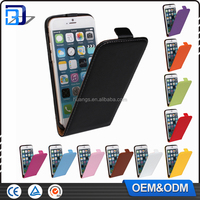 2016 Best Selling Cell Phone Leather Case for iPhone 6 Flip Case Cover Folding Case China Suppliers