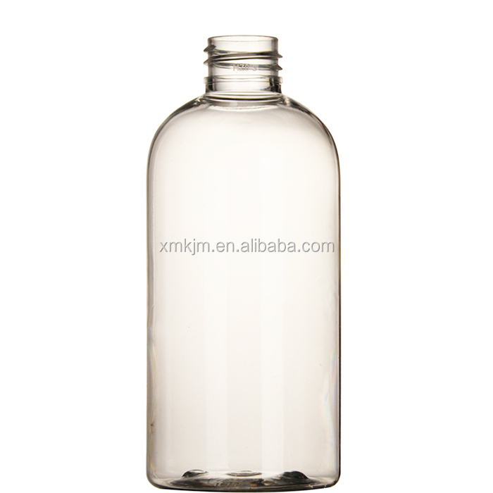 Customized 130ml narrow mouth plastic milk bottle