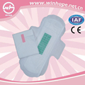 Different Sizes Best Selling Female 245mm Wholesale Herbal Sanitary Pads OEM