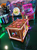 Pass CE certificate !!! Crazy Hockey coin-operated air hockey game machine