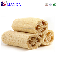 Free Loofa Glove included, Body Scrub, Back Scratcher For Bath & ShowPad, For women and men bath and Shower