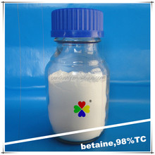 Chemical,feed grade poultry additive 98%TC betaine tc