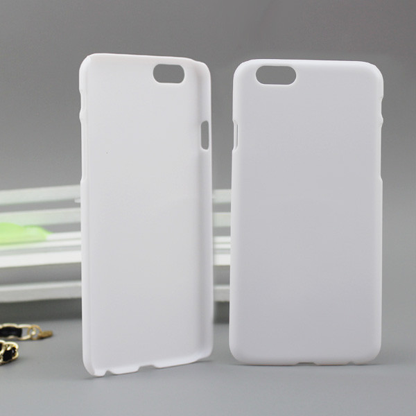 Guangzhou factory price Glossy PC mobile phone case for iphone 6