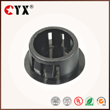 Black plastic Nylon66 high quality hole plug with ROHS