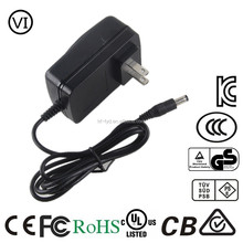 EU US AUS UK Korea Plug 230V 15V 1500mA Power Supply