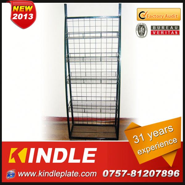 OEM/Custom Metal acrylic bakery stand display rack from kindle in Guangdong with 32 Years Experience and High Quality