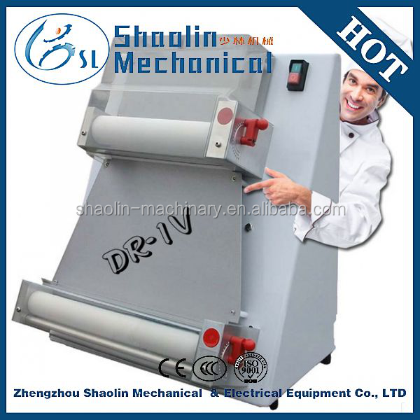 high-efficient durable pizza dough sheeter