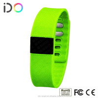 2015 OLED display pedometer distance calories time display alarm clock call vibrating remind small oled display