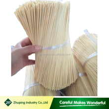 zhuping cheap and thin bamboo incense sticks