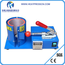 economy mini manual mug press machine