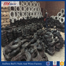 foam machine electric material wire black annealed iron wire