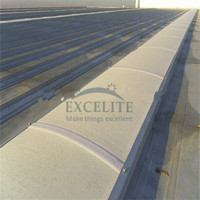 polycarbonate solar roofing sheet