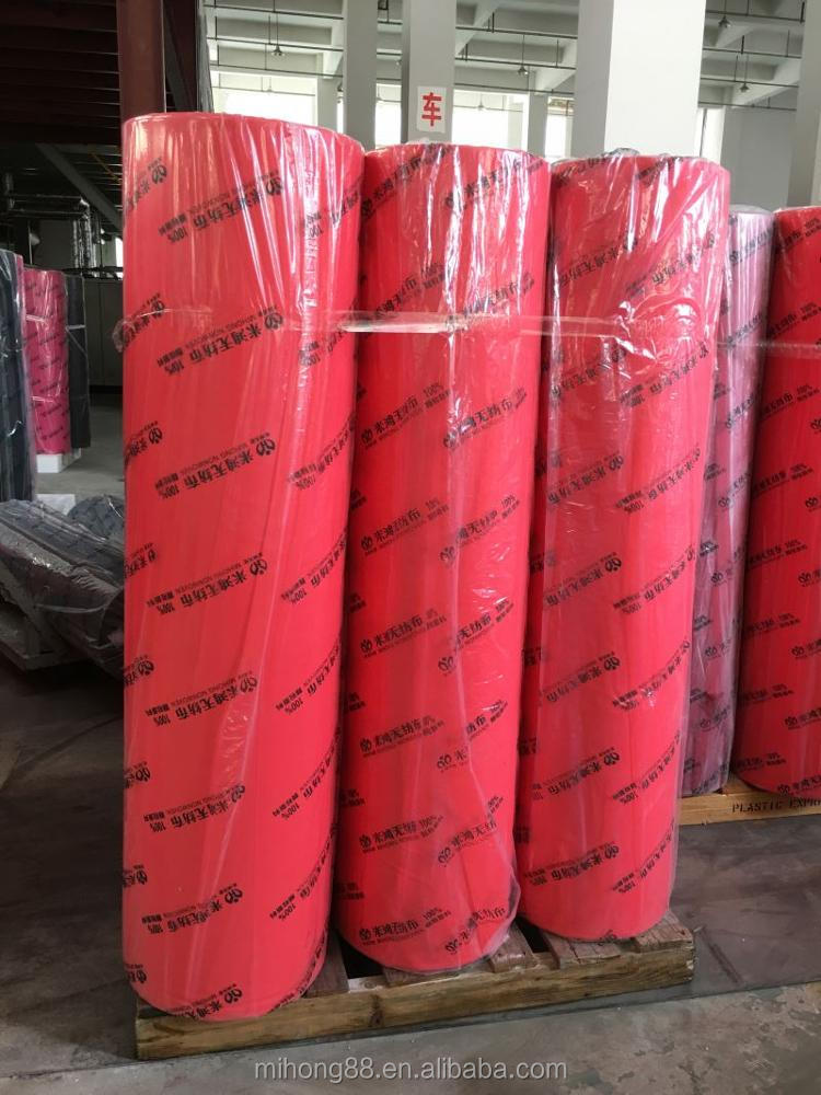 Best Prices custom design pp non woven coated fabric for wholesale