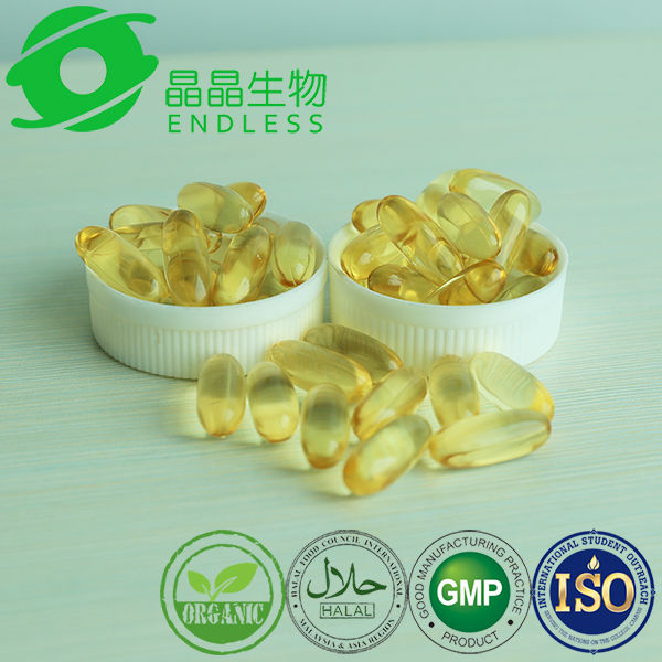 (Crude Fish Oil)DHA Softgel Capsule OEM Private Label manufacturer price