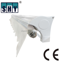 FOR USA MARKET Rain Cover and Channel Retractable Awning
