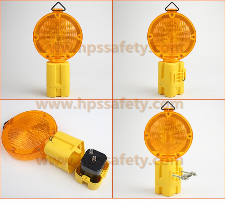 New Inventions 2016 Europe Style Led Traffic Warning Light for Road Safety