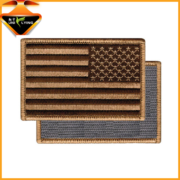 cheap custom military embroidered patches and badges