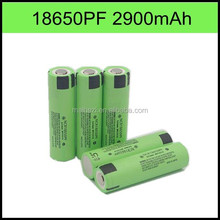 promotion !Lithium ion battery NCR18650 PF 2900mah 3.7 18650 battery 10A discharge