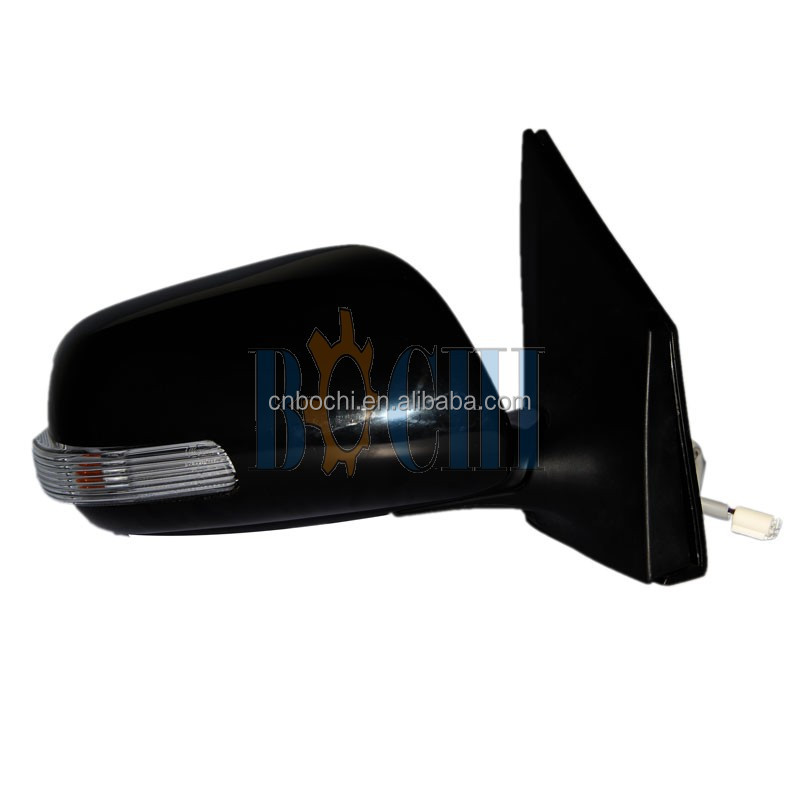 With Light Car Side Mirror For Toyota Corolla 2012
