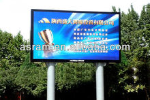 led light panels display outdoor, LED Excellent visual effect ads P6 led video display full color