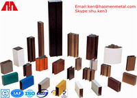 Wholesale 6063 T5 aluminium profile to make doors and windows designs dubai
