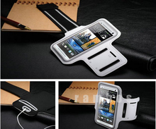 Running Arm Band Case Armband Phone Bags Covers for HTC One M8