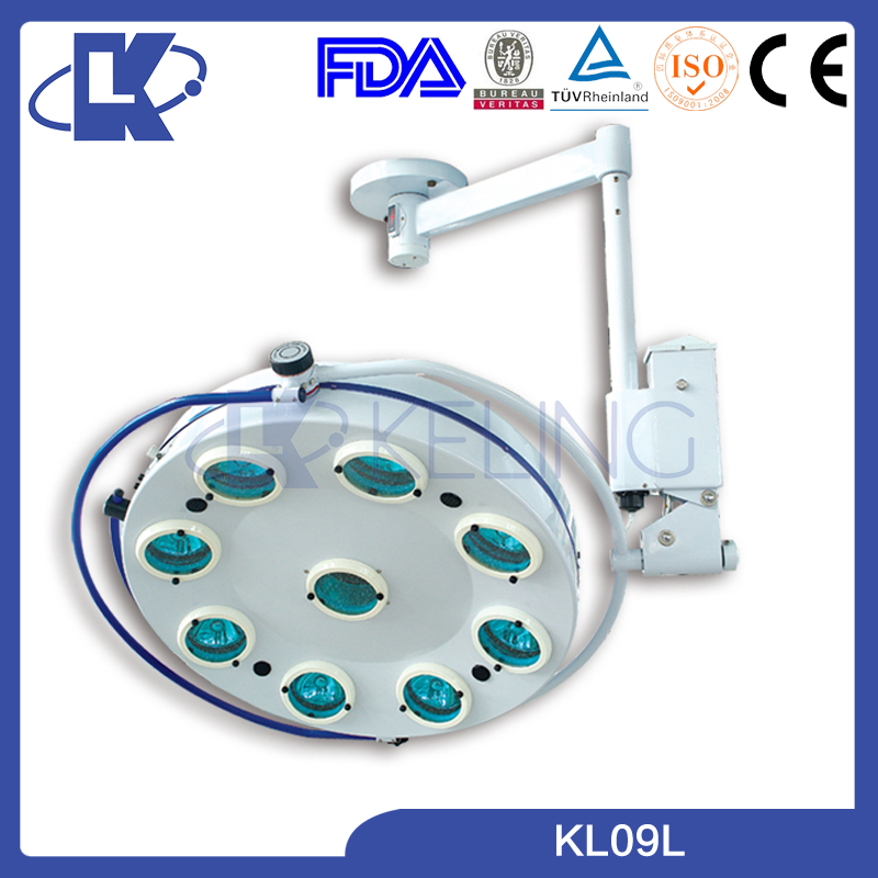 keling Most wanted products KL09L 12+5 halogen operation lamp