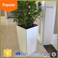 wholesale tall clear plastic flower vases & tall big planter