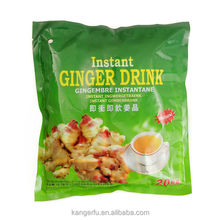 Ginger Drink 18gx20sachetsx24bags/ctn Honey Ginger Drink OEM