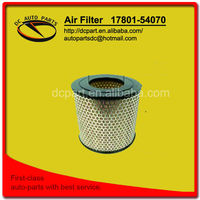 air filter for 17801-54070 toyota HIACE DELIBOY TOYO ACE TRUCK ZACE