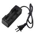 18650 Single Battery Charger for LED Torch Flashlight