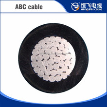 Popular Latest 2/0awg quadplex abc cable