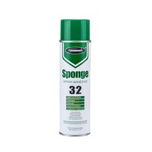 Super Spray Glue Adhesive and Sealant for Foam / Rubber
