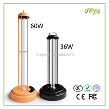 portable indoor air UV bactericidal lamp supplier