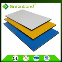 Greenbond high-precision coating building decorative building wall facade sheet/panels