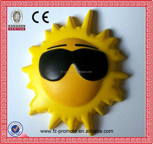 Stress Reliever - Sun,PU Sun toy