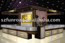 Funroad jewelry showroom designs display mall kiosk names furniture store Jewelry show cabinet