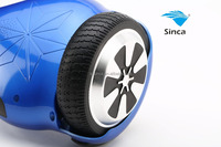 Hottest Sinca A8 bluetooth smart drifting electric self balance scooter three wheel electric scooter